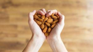 Nutrients In California Almonds